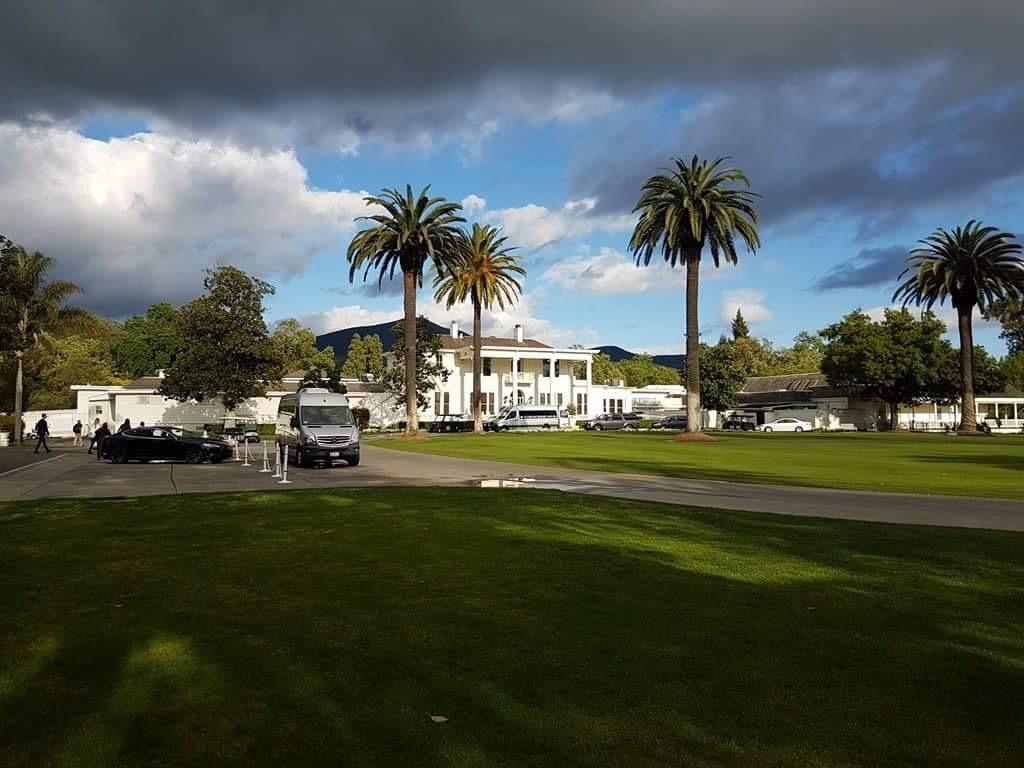 トーナメントコースはいつも豪華なプライベートコース。ここは、PGAのセーフウェイ オープンが開催されるシルバラード リゾート&スパです。リゾート内のコンドにステイして、みんなで朝食作ったりしたのが楽しかった。