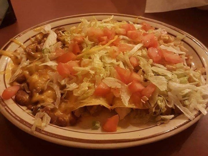 これはニューメキシコのトーナメントで食べたエンチラーダ、最高に美味しかったぁー。