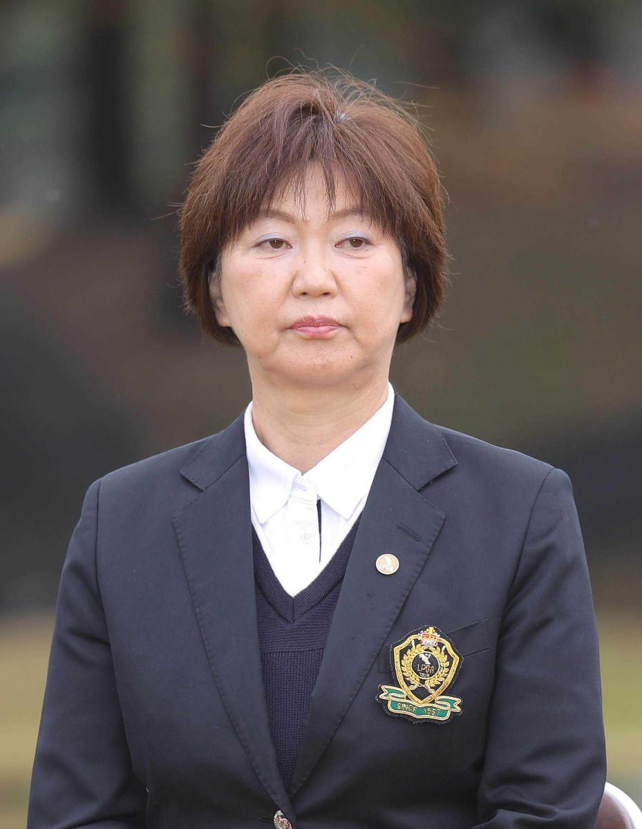 JLPGA・小林浩美会長